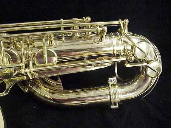 Selmer Lacquer Super Action 80 serie II Baritone - 558147 - Photo # 4