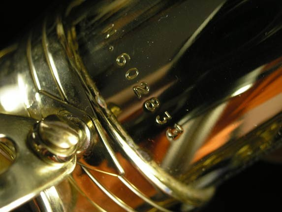 Selmer Lacquer Super Action 80 serie III Alto - 602833 - Photo # 16