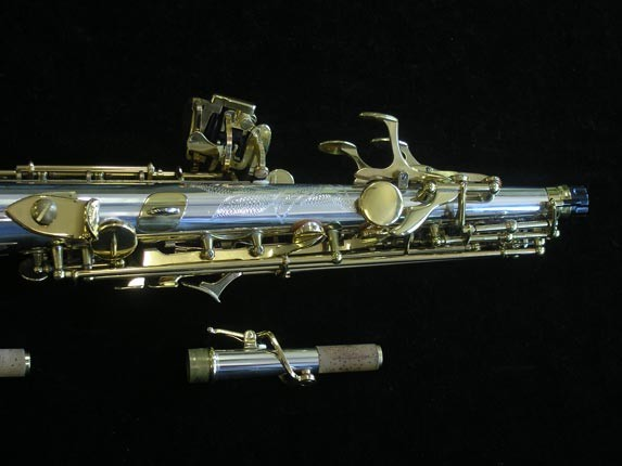 Yanagisawa Sterling Silver S-9930 Soprano - 00217816 - Photo # 6