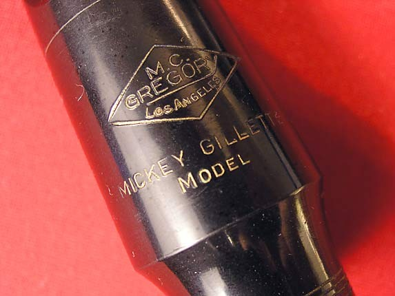 M.C. Gregory Mickey Gillette Composite Alto - Photo # 5