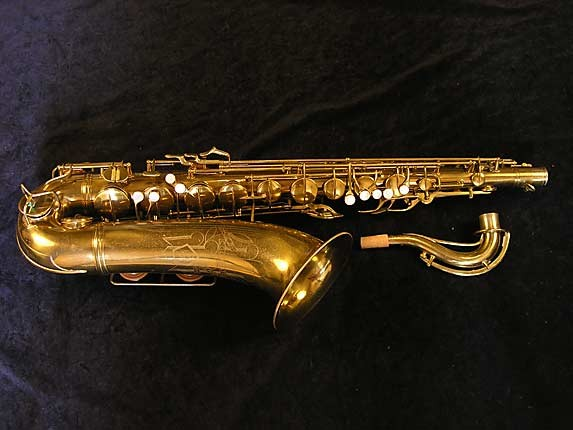 Conn Lacquer 10M Tenor - 266946 - Photo # 2