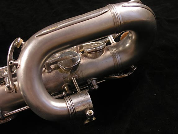 Conn Silver Plate 12M Baritone - 311124 - Photo # 7