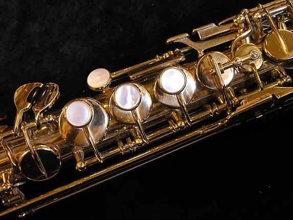 Selmer Lacquer Mark VI Soprano - 110772 - Photo # 10