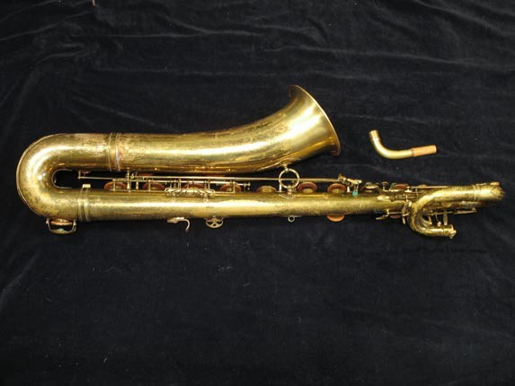 Selmer Lacquer Mark VI Baritone - 118366 - Photo # 2