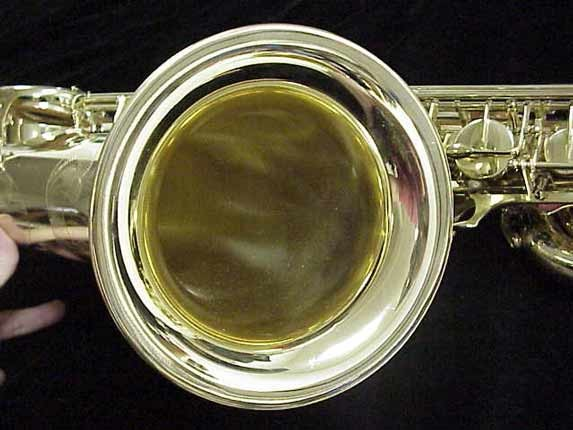 Selmer Lacquer Super Action 80 serie II Baritone - 558147 - Photo # 5