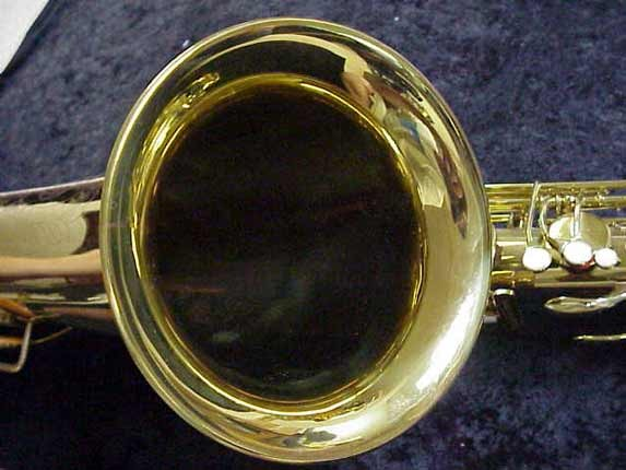 "Buescher Lacquer Aristocrat ""Big B"" Baritone - 318265 - Photo # 8"