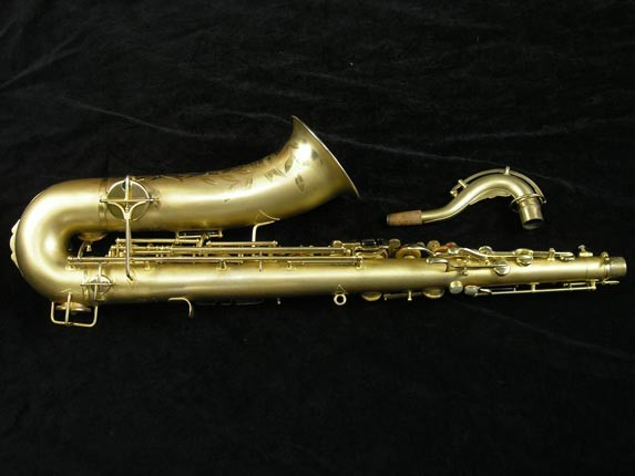 Buescher Gold Plate True Tone Tenor - 211585 - Photo # 14