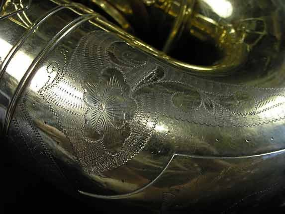 Martin Gold Plate Handcraft Committee Tenor - 124804 - Photo # 25