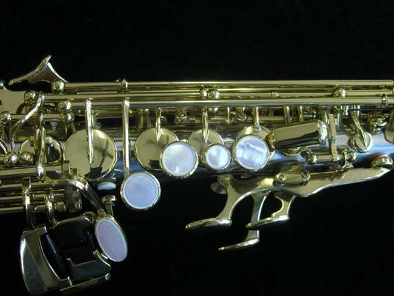 Yanagisawa Sterling Silver S-9930 Soprano - 00217816 - Photo # 7