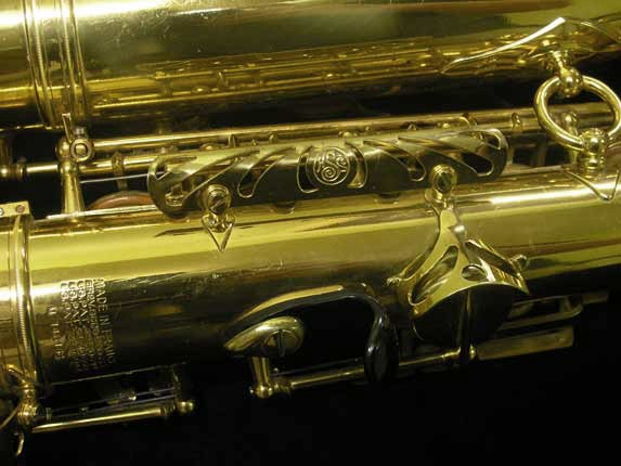 Selmer Lacquer Low A Mark VI Alto - 146156 - Photo # 23