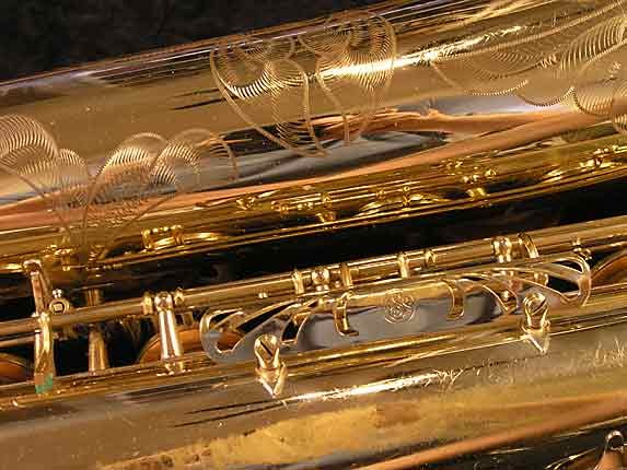 Selmer Lacquer Mark VI Baritone - 248056 - Photo # 18