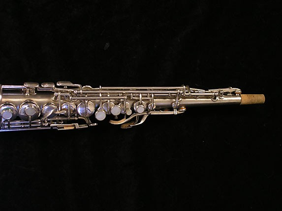 Conn Silver Chu Berry Soprano - 160331 - Photo # 4