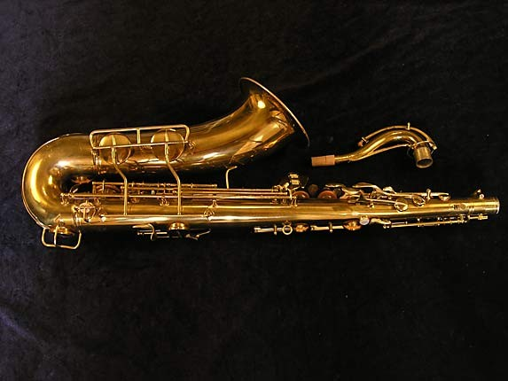 Conn Lacquer 10M Tenor - 266946 - Photo # 3