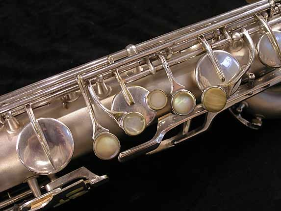 Conn Silver Plate 12M Baritone - 311124 - Photo # 8
