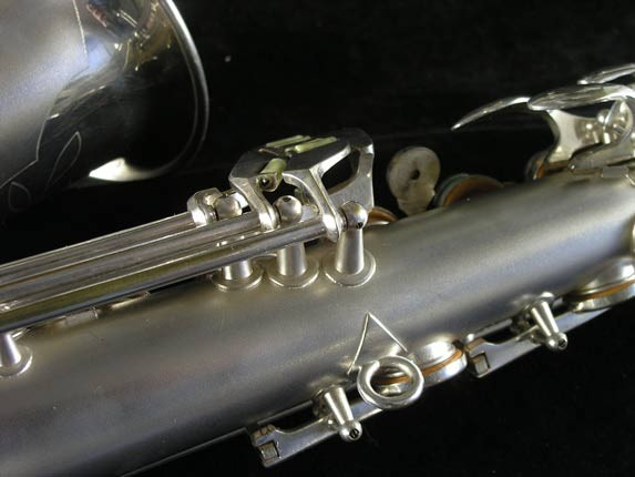 Conn Silver Plate Transitional 6M Alto - 257986 - Photo # 15