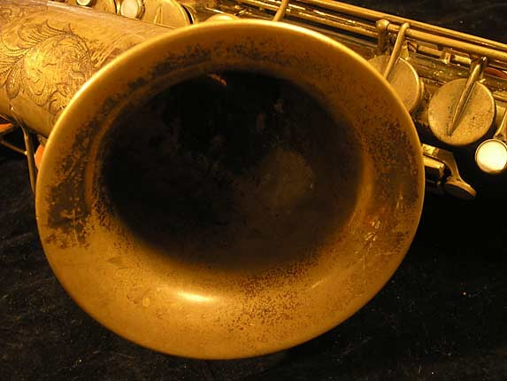 Selmer Lacquer Super Tenor - 16084 - Photo # 10