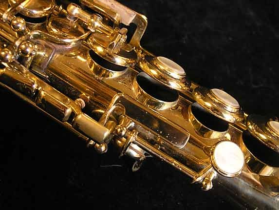 Selmer Lacquer Mark VI Soprano - 110772 - Photo # 11