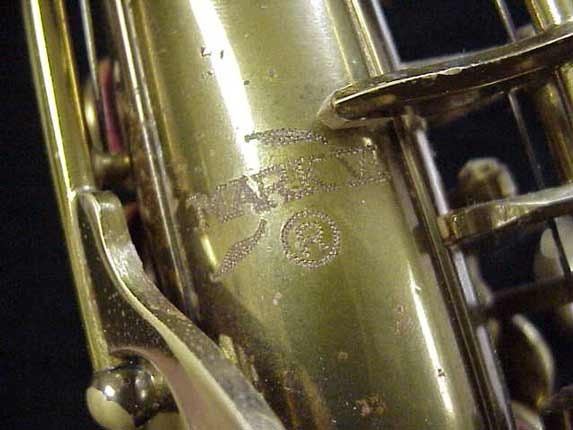 Selmer Lacquer Mark VI Alto - 79741 - Photo # 23