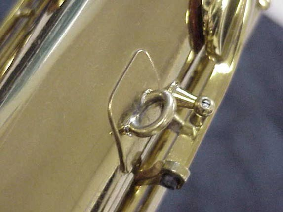 Selmer Lacquer Mark VI Tenor - 115991 - Photo # 14