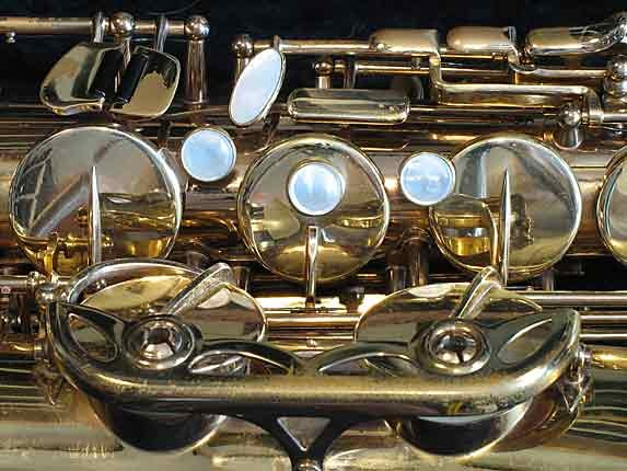 Selmer Lacquer Super Action 80 Tenor - 351678 - Photo # 4
