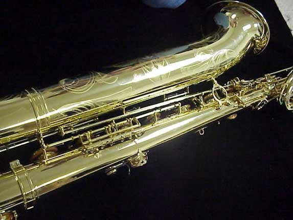 Selmer Lacquer Super Action 80 serie II Baritone - 558147 - Photo # 6