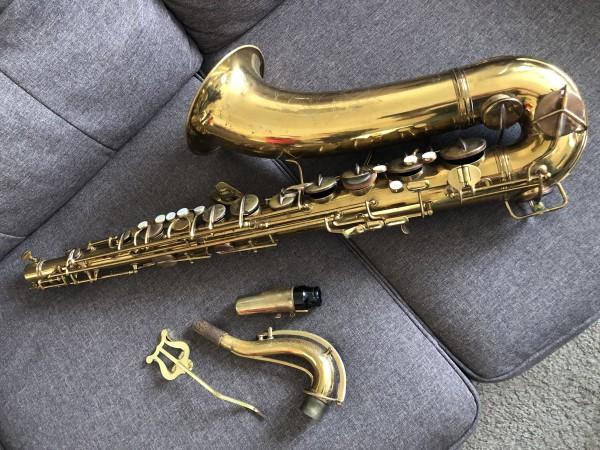 Silver Soprano Sax Dec 9, 1914 | Forums | Saxophone org