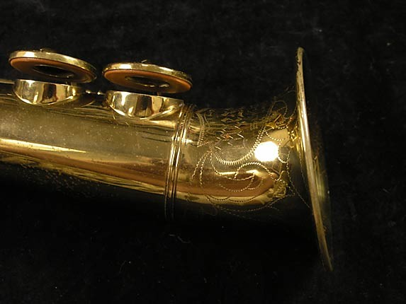 Buescher Lacquer Tipped Bell True Tone Soprano - 204551 - Photo # 15