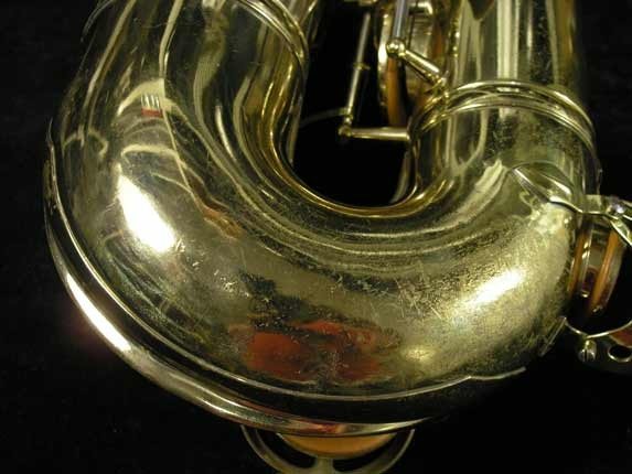 King Silver-Sonic Gold Inlay Super 20 Tenor - 372421 - Photo # 24