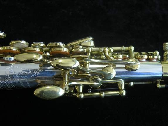 Yanagisawa Sterling Silver S-9930 Soprano - 00217816 - Photo # 8