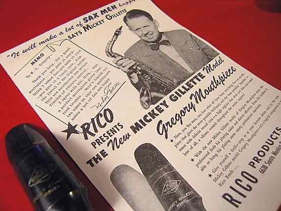 M.C. Gregory Mickey Gillette Composite Alto - Photo # 7