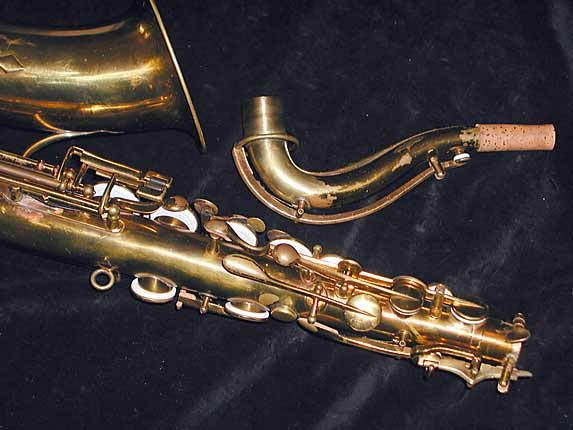 Henri Selmer Signature Series C-Melody - 941 - Photo # 6