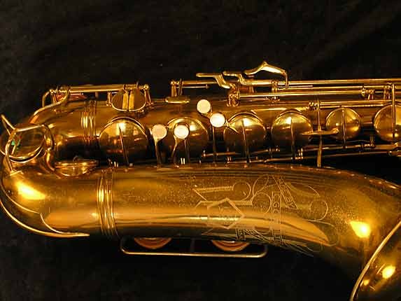 Conn Lacquer 10M Tenor - 266946 - Photo # 4