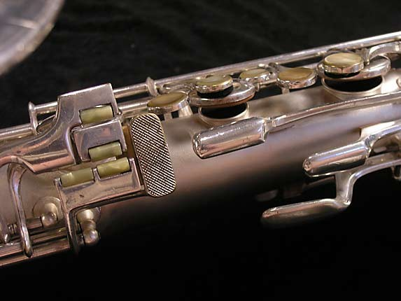 Conn Silver Plate 12M Baritone - 311124 - Photo # 9