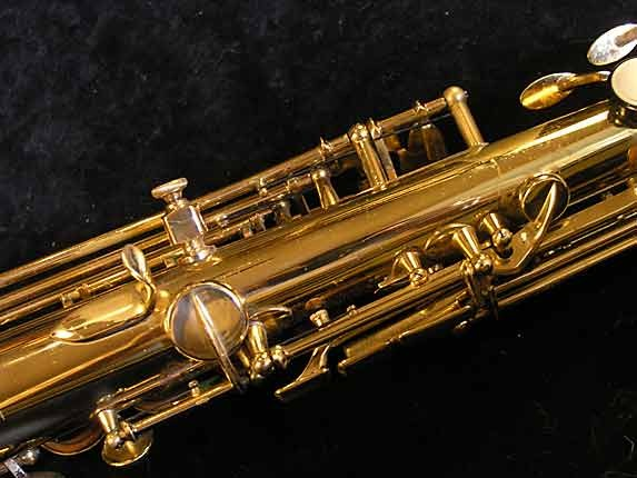 Selmer Lacquer Mark VI Soprano - 110772 - Photo # 12