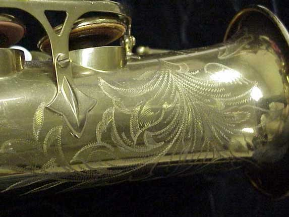 Selmer Lacquer Mark VI Alto - 109326 - Photo # 16