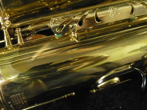 Selmer Lacquer Mark VI Tenor - 143923 - Photo # 32