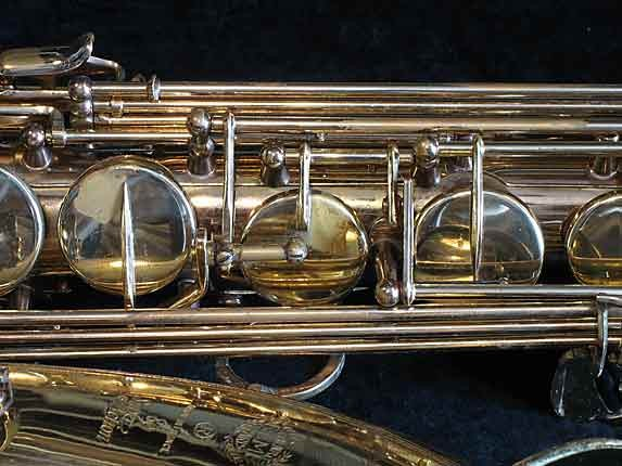 Selmer Lacquer Super Action 80 Tenor - 351678 - Photo # 5