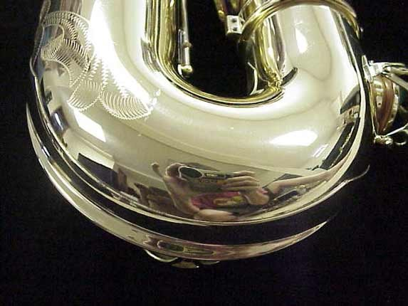 Selmer Lacquer Super Action 80 serie II Baritone - 558147 - Photo # 7