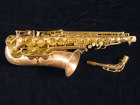 "Selmer ""Millenium Edition"" SA80 serie III Alto - 611949 - Photo # 1"