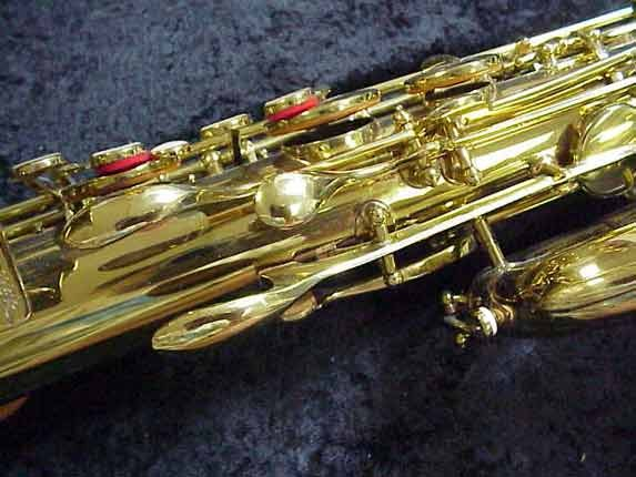 "Buescher Lacquer Aristocrat ""Big B"" Baritone - 318265 - Photo # 10"