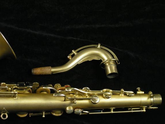 Buescher Gold Plate True Tone Tenor - 211585 - Photo # 15
