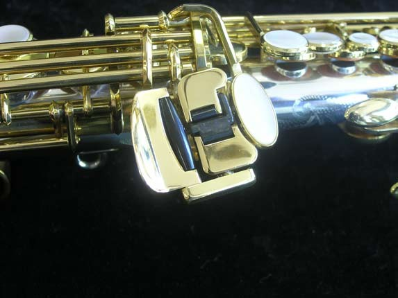 Yanagisawa Sterling Silver S-9930 Soprano - 00217816 - Photo # 9