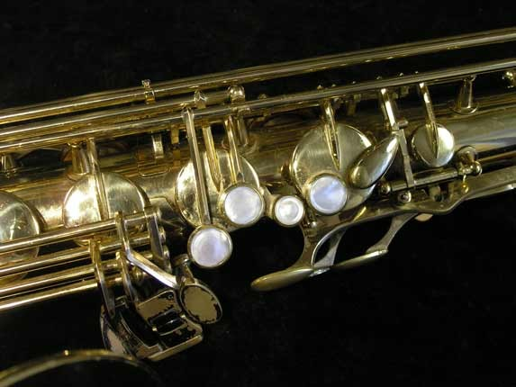 Yanagisawa Lacquer T-901 Tenor - 00234567 - Photo # 7