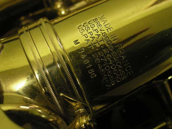 Selmer Lacquer Low A Mark VI Alto - 146156 - Photo # 25