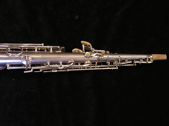 Conn Silver Chu Berry Soprano - 160331 - Photo # 6