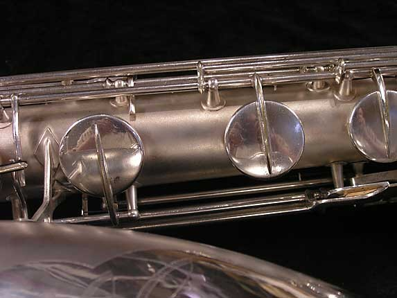 Conn Silver Plate 12M Baritone - 311124 - Photo # 10
