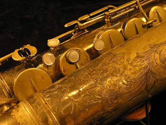 Selmer Lacquer Super Tenor - 16084 - Photo # 12