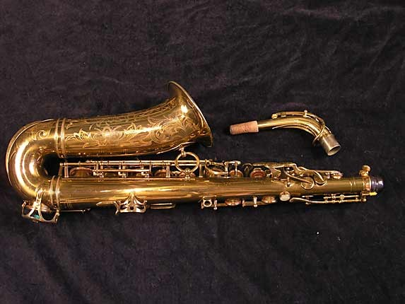 Selmer Lacquer Balanced Action Alto - 26416 - Photo # 2