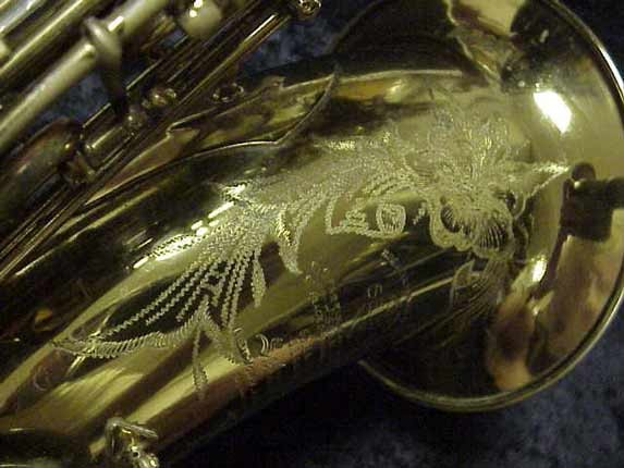 Selmer Lacquer Super Balanced Action Tenor - 39981 - Photo # 15