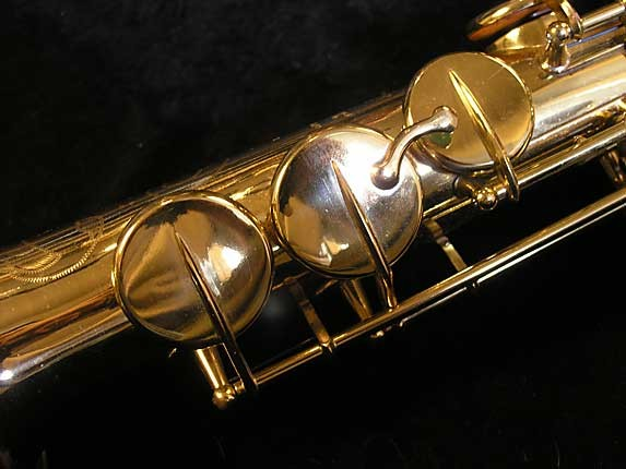 Selmer Lacquer Mark VI Soprano - 110772 - Photo # 13